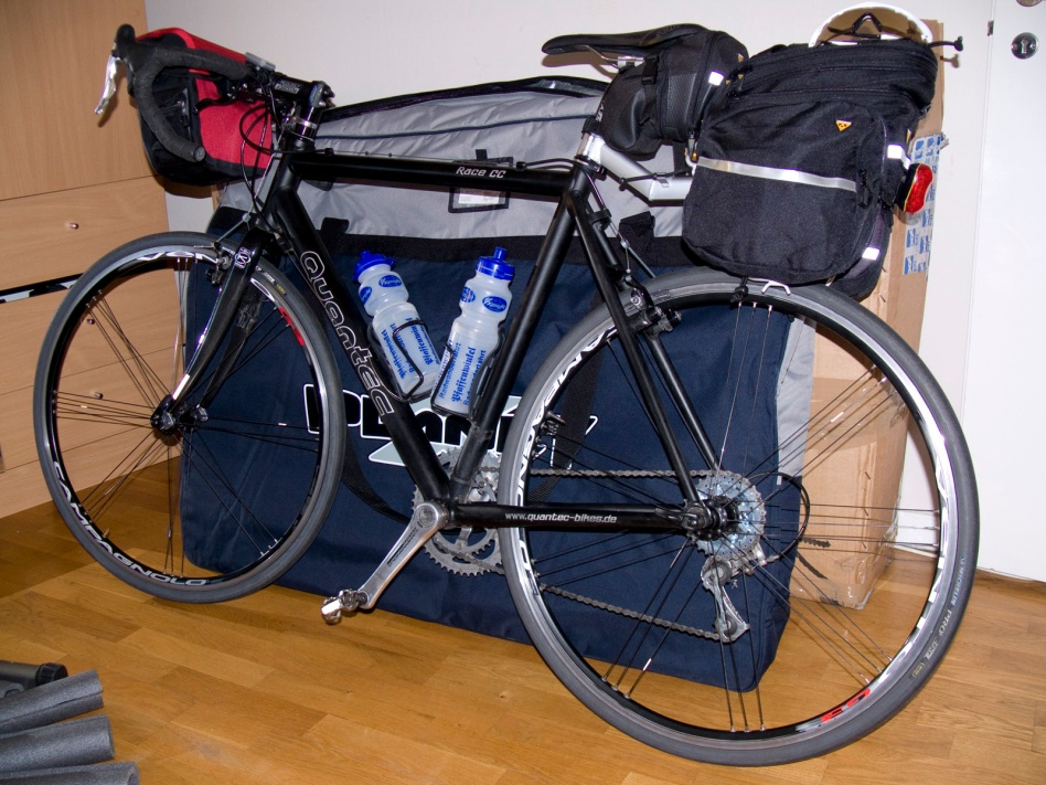 Växellös cykel - inget kul i bergen