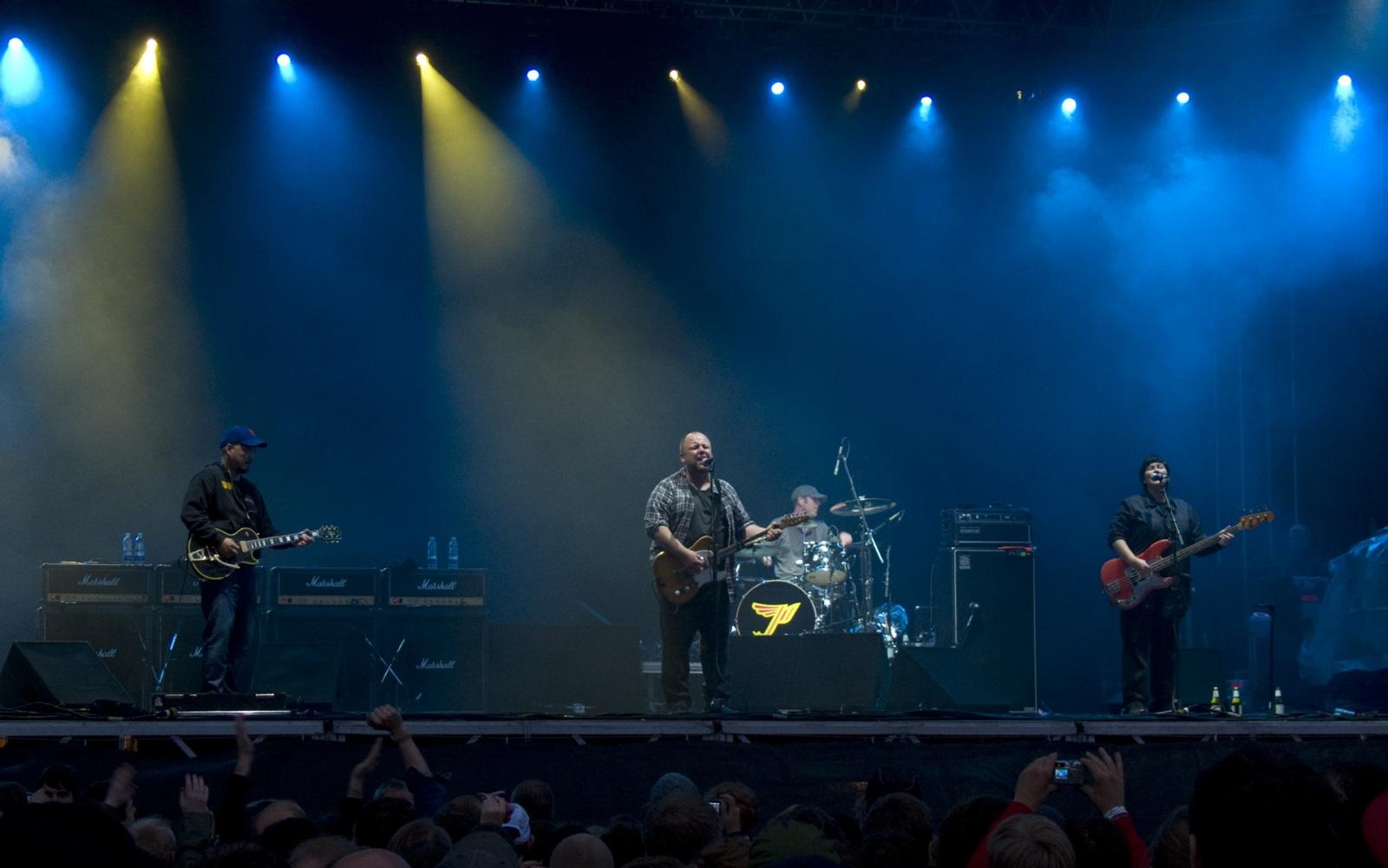 Pixies körde hela sin hit-parad