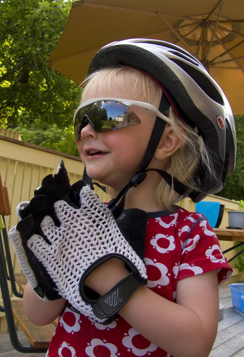 Cykling är en prylsport