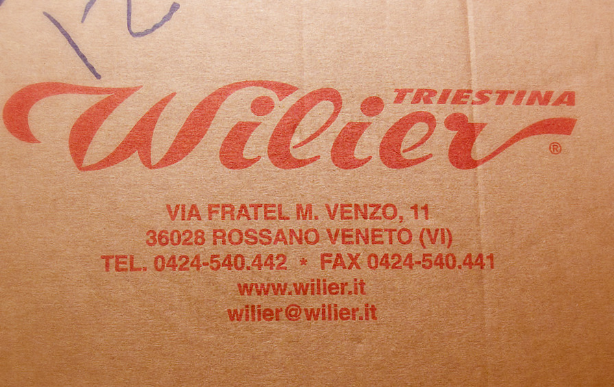 Wilier delivery box