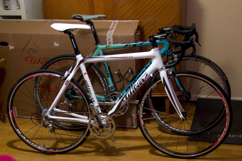 Wilier Mortirolo and Bianchi SL3