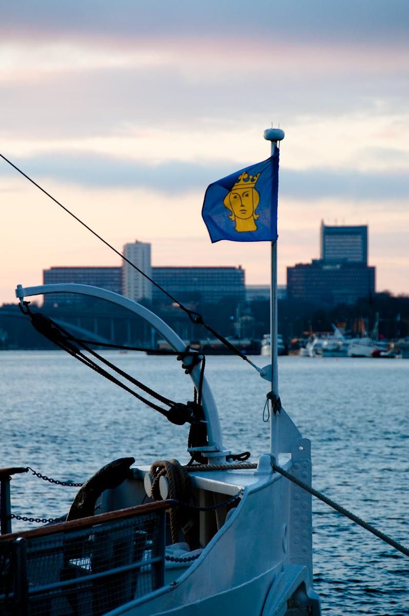 Stockholms stadsvapen