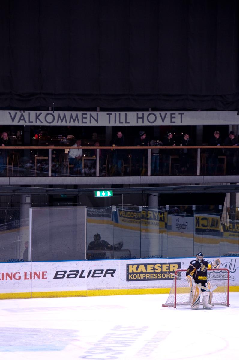 Jonatan Bjurö, 19-årig målvakt i AIK