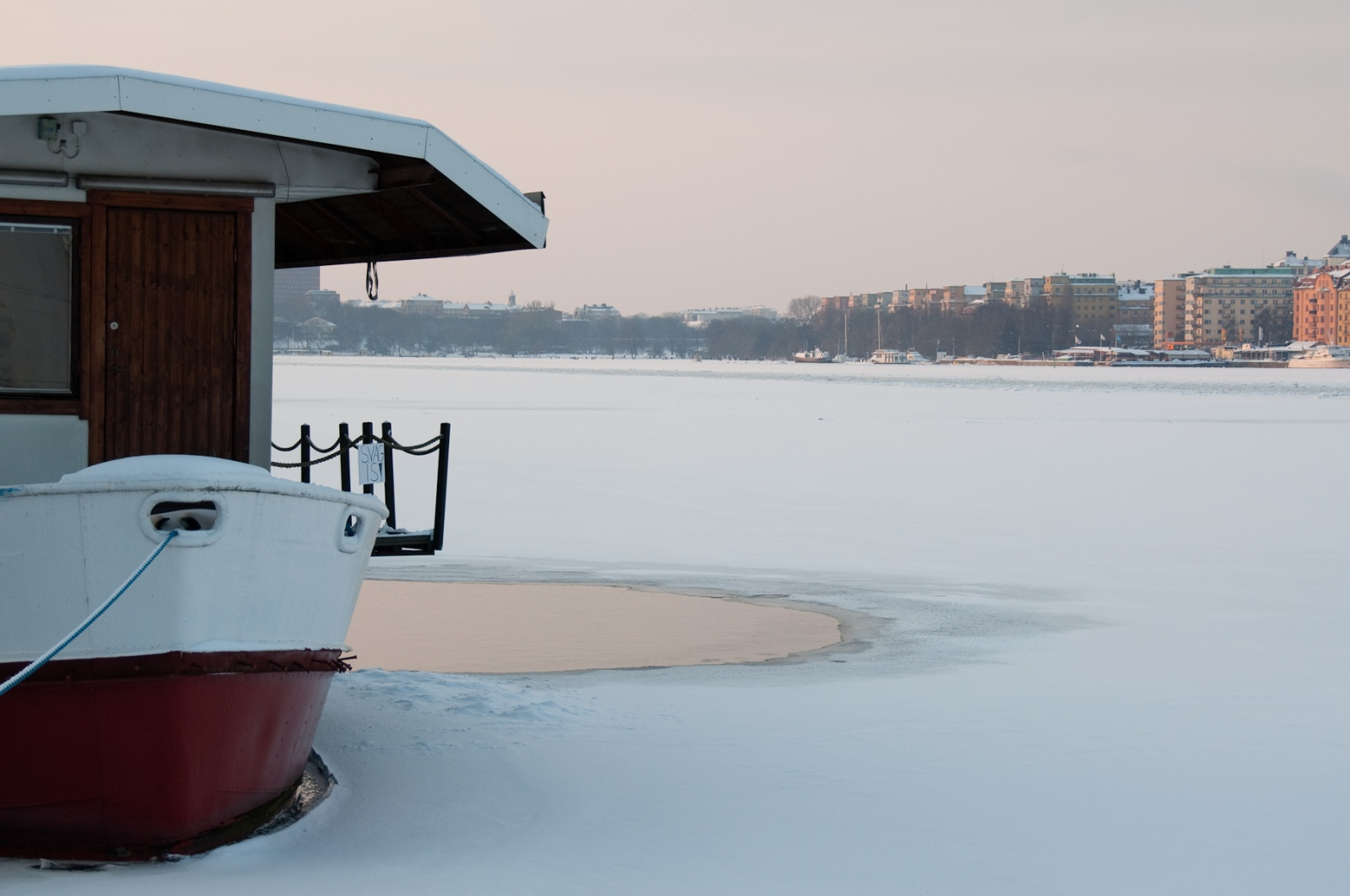 Öppen sjö