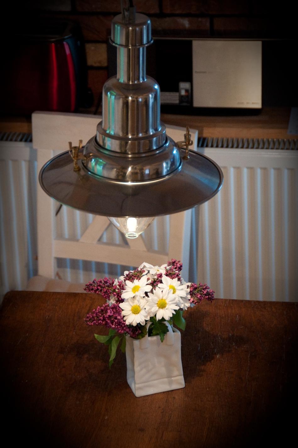 lampa blomma