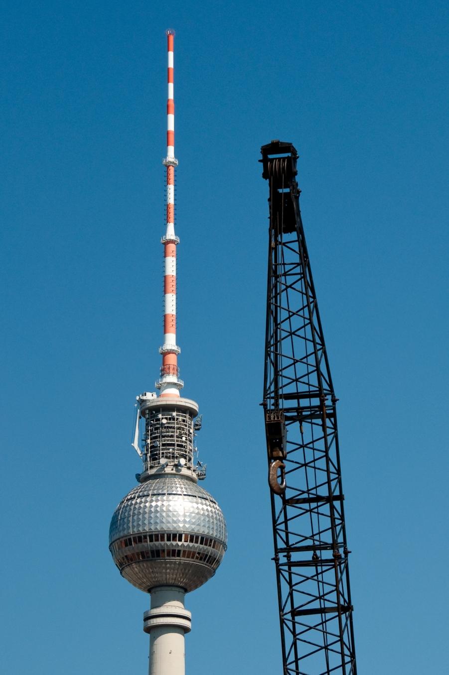 Fernsehturm & Fernsehkran