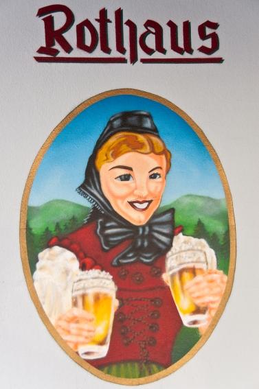 die Biergit, Rothaus