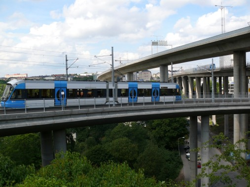Tåg Gullmars