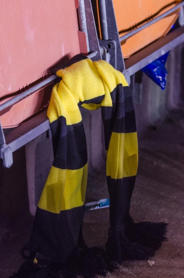 AIK-Napoli på Råsunda - En minnesgåva till den avlidna 75-åringen
