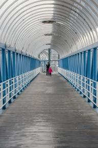 Gångbron till Nordstan