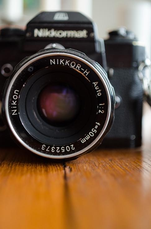 Nikkor-H 50mm 1:2