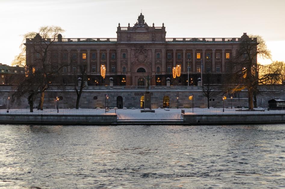 Är Riksdagen redo för apokalypsen?