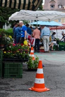 Marknad vid St Gebhard