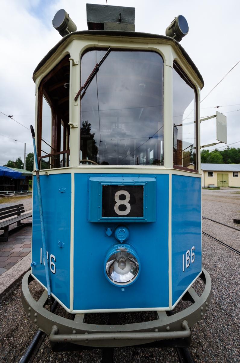 Museispårvägen Malmköping
