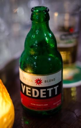 Duvels pop-öl