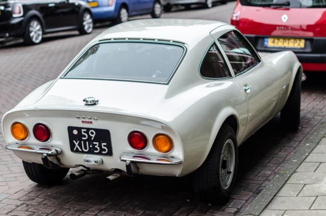 Opel GT 1900 i Amsterdam