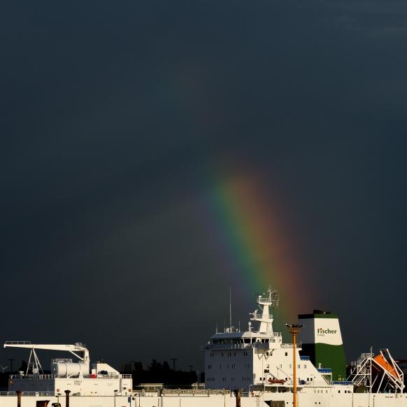 Rainbow Warrior?