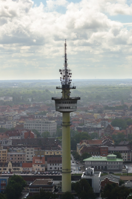 Ett litet Fernsehturm