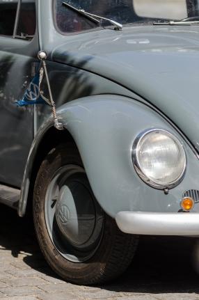 VW Beetle i Hamburg