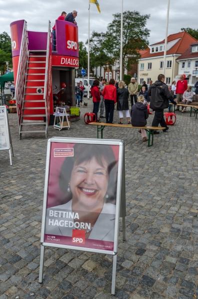 Bettina Hagedorn, riksdagsledamot för Ostholstein