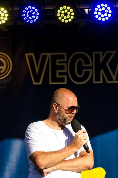 Björn Wesström, chef