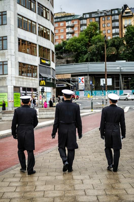 Sydkoreanska marinen rensade upp