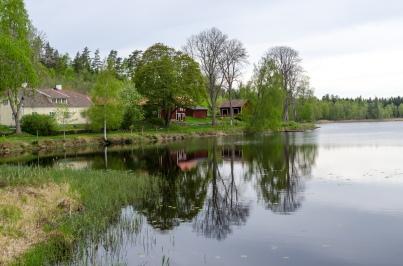 Ok hus i Björndammen
