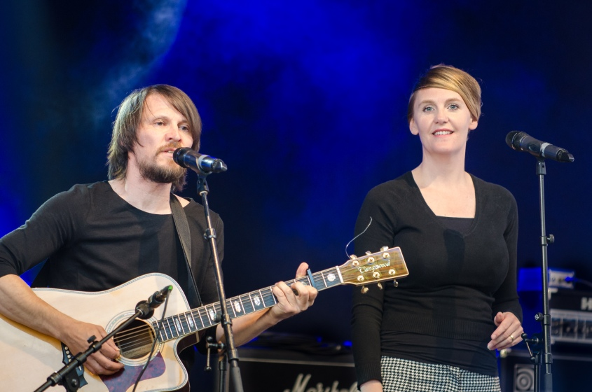 Jakob Hellman & Karolina Svensson