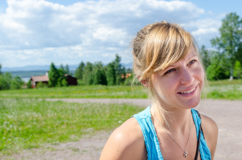 Syster Karin på Holens kaffestuga