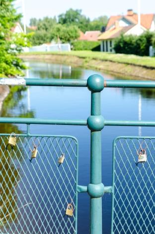 Åtvidabergs Pont des Arts