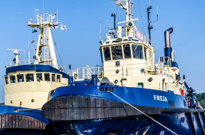 Elaka bogserbåtar