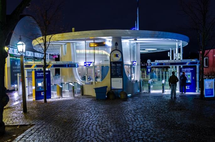 Ny hållplats
