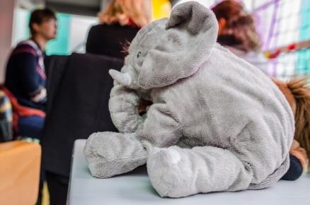 Saftig elefant