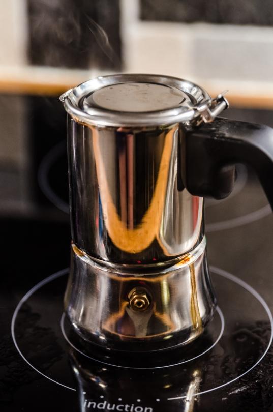 Oändligt kaffebehov är oändligt