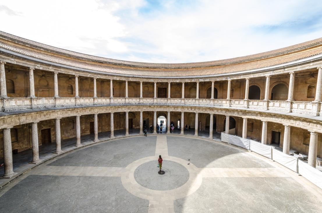 Karl V:s katolska palats