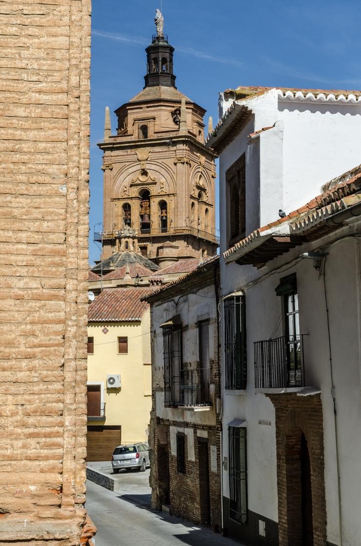 Katedralen i Guadix