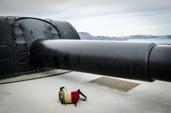 Spaniens största artillerikanon användes aldrig