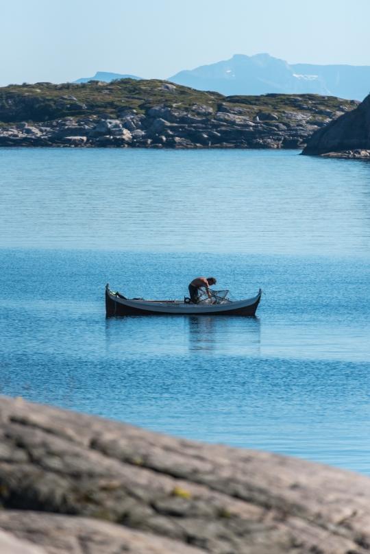 Hobbyfiskare