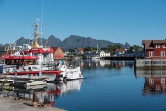 Svolvaers hamn