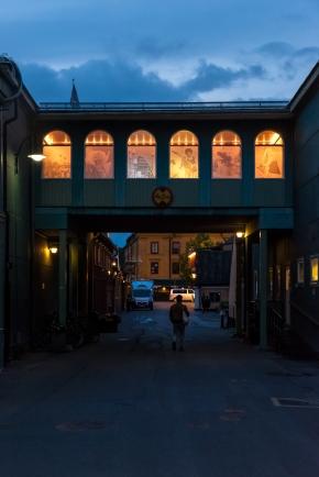 Gröna Lund underifrån