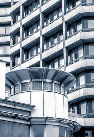 Prison inspired office architecture = win
