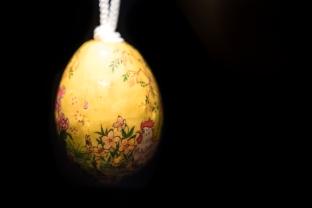Hängt ägg