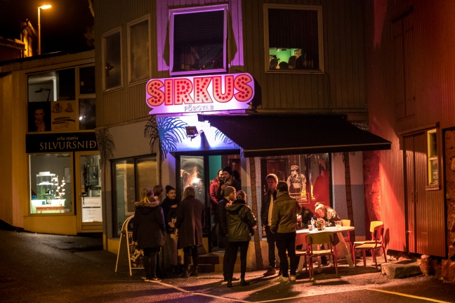 Sirkus Föroyar, ungt kulturcentrum