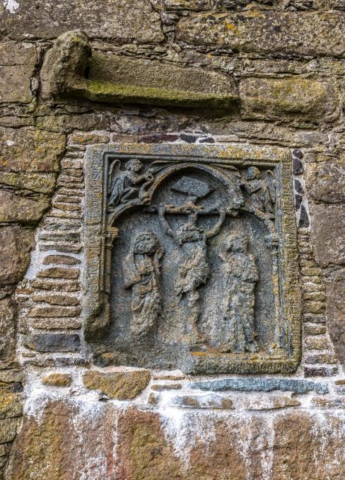 Detalj på Magnuskatedralen från 1300