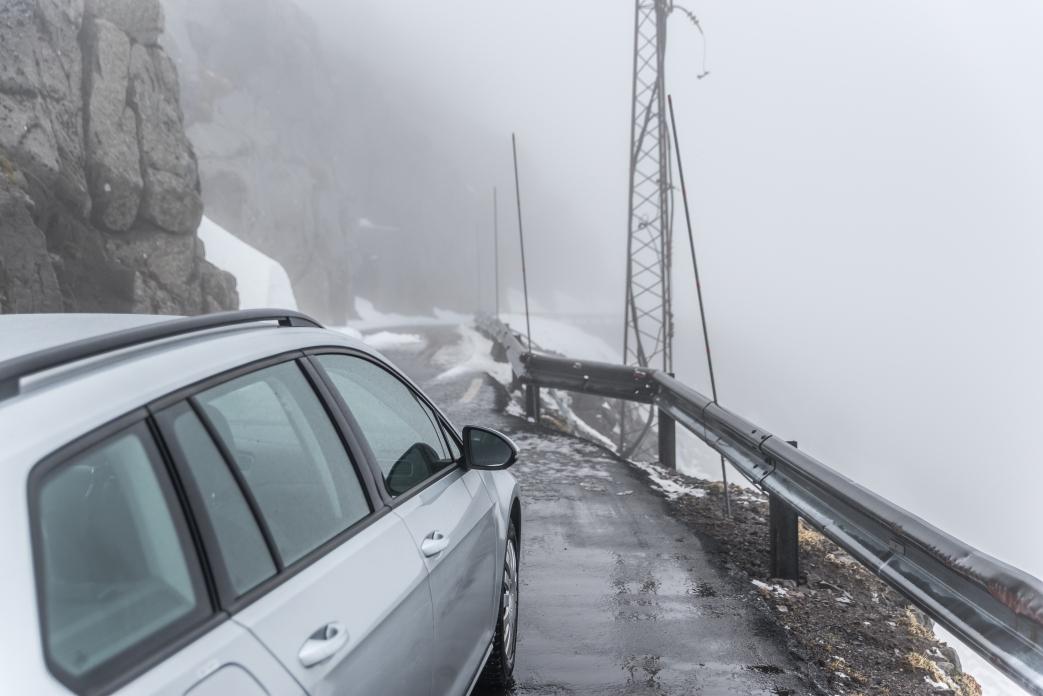 På toppen av NATO:s early warning system-berg