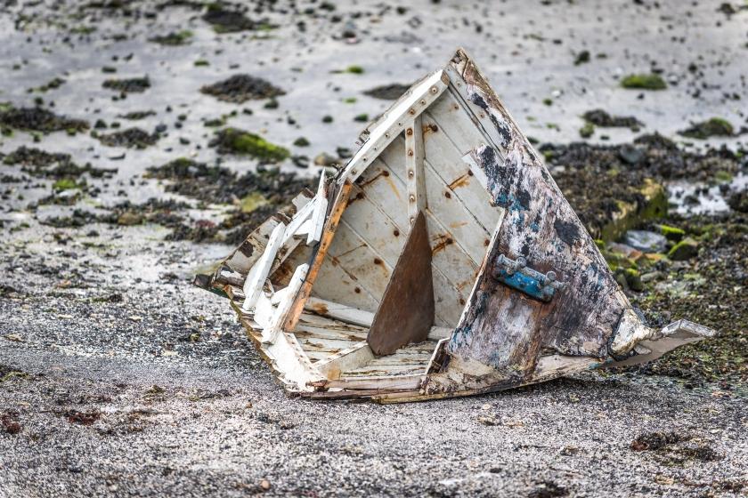 Förlorande roddarlagets båt?
