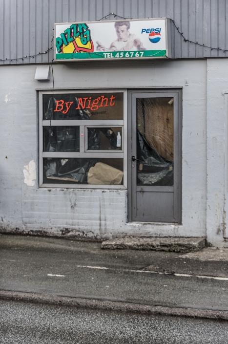 Pizzakonkurrensen är hård i Klaksvik
