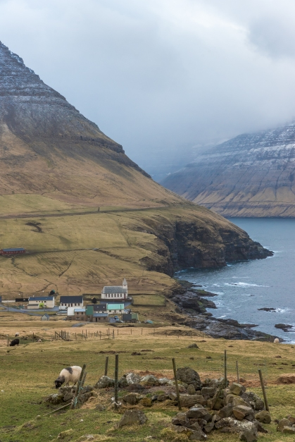 Kyrkan i Viðareiði