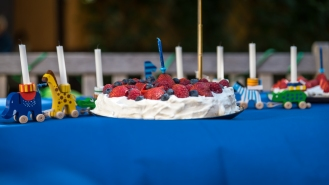 Ett ljus på tårtan