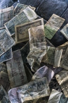 Inflationströtta riksmark